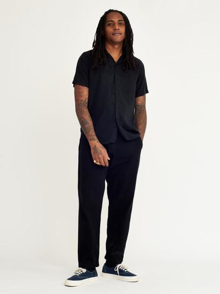 Wax London Didcot Shirt - black