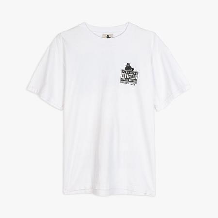 Real Bad Man The Big Three T-shirt - White