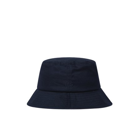 PAUL SMITH Embroided Logo Bucket Hat - Navy