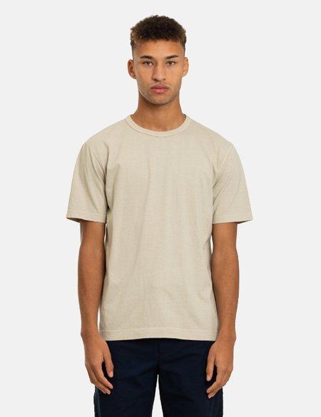 Norse Projects Johannes GMD T-Shirt - Oatmeal Beige