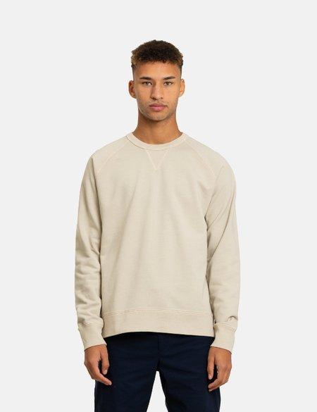 Norse Projects Kristian Sportswear GMD Sweatshirt - Oatmeal Beige