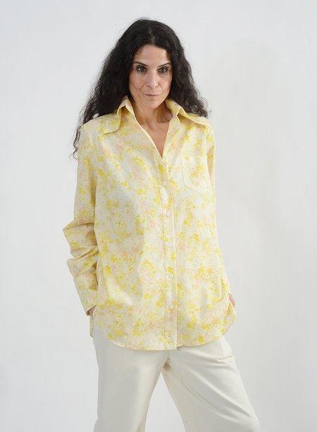 Meg Big Collar Shirt