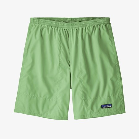 "Patagonia Men's Baggies™ Lights 6 1/2"" shorts - Thistle Green"