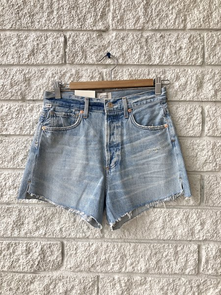 Citizens of Humanity MARLOW SHORT - blue