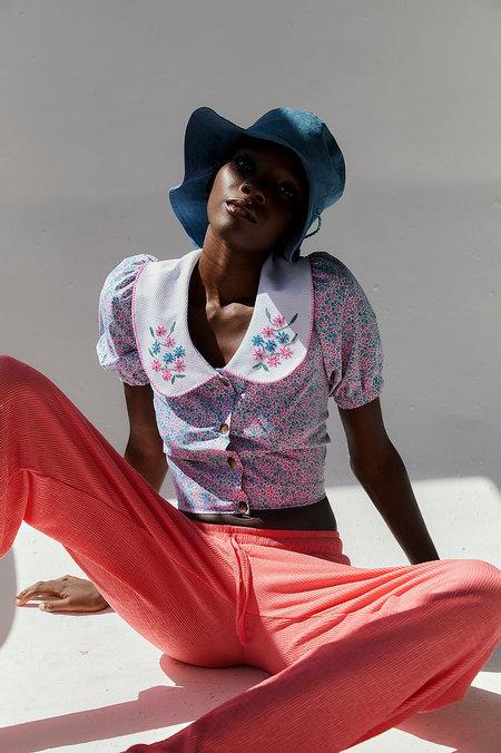 Tach Clothing Catia Floral Shirt