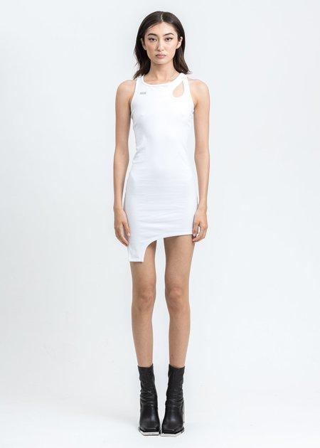 Heliot Emil Jersey Dress - White
