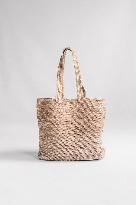 Territory Fiber Tote Bag - Natural