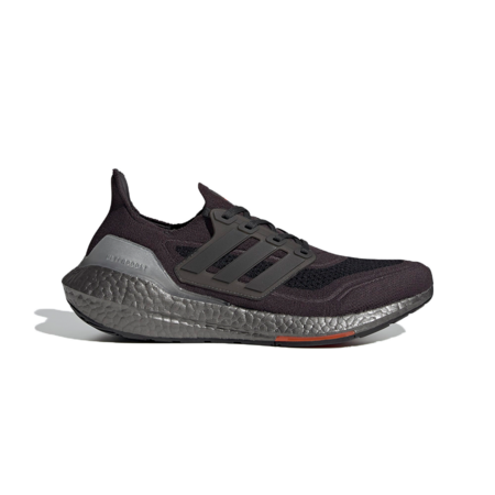 adidas Ultraboost 21 Men FY3952 sneakers - Carbon/Solar Red