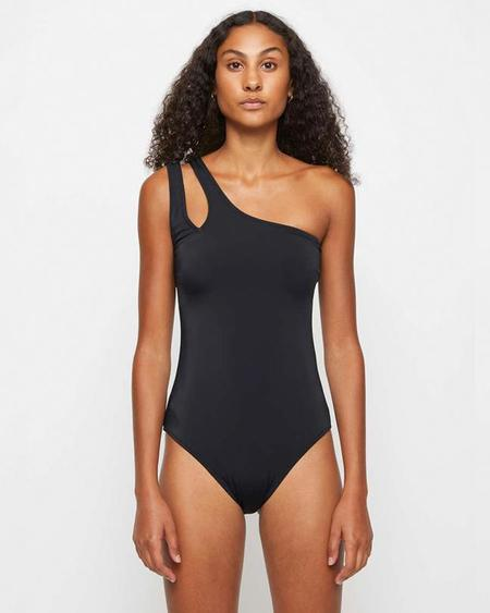 Just Female Paola OS Swimsuit - Black