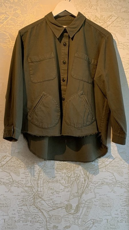 The Great. The Voyager Jacket