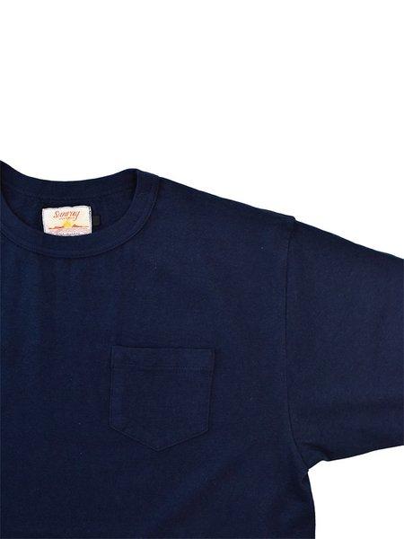 Sunray Sportswear Hanalei SS Pocket Tee - Navy