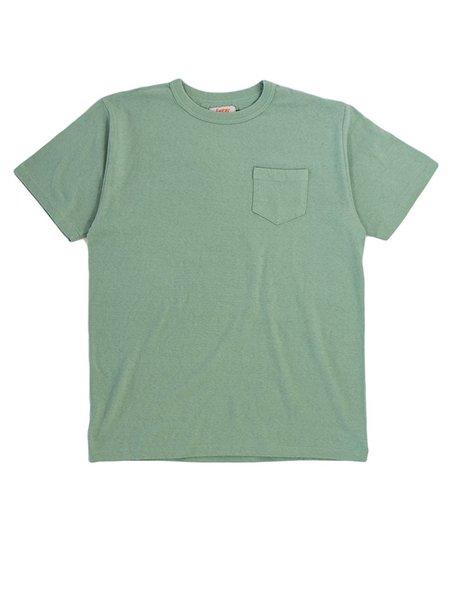 Sunray Sportswear Hanalei SS Pocket Tee - Sage