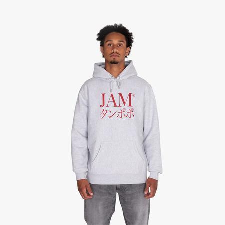 JAM Tampopo Pullover Hoodie - Heather Grey
