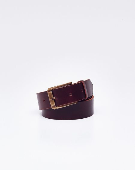 Nisolo Owen Belt Brandy