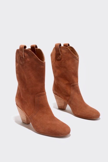 Rachel Comey Lydia Boot - Walnut