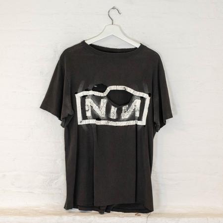 Vintage Nine Inch Nails TEE - BLACK