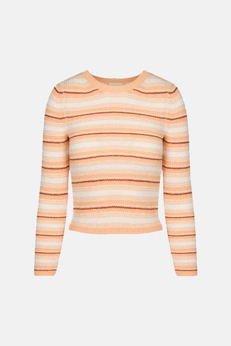 A.L.C. Milo Sweater - White