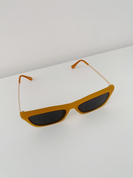 Reality Eyewear Bowery Sunglasses - Mustard