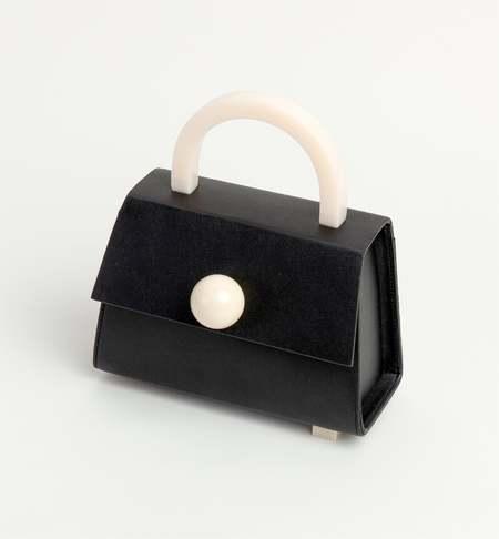 MATTER MATTERS Diva satchel bag - Black