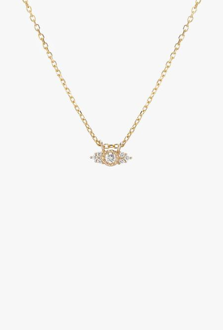 Jennie Kwon Designs Diamond Dolce Necklace
