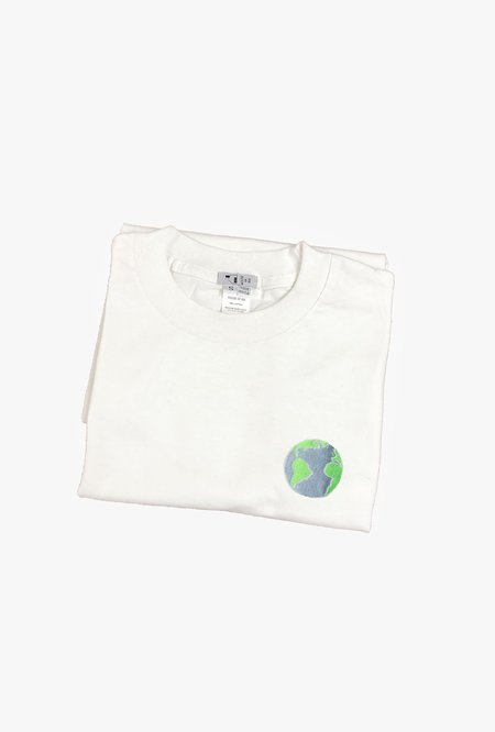 House of 950 Earth T-Shirt - white