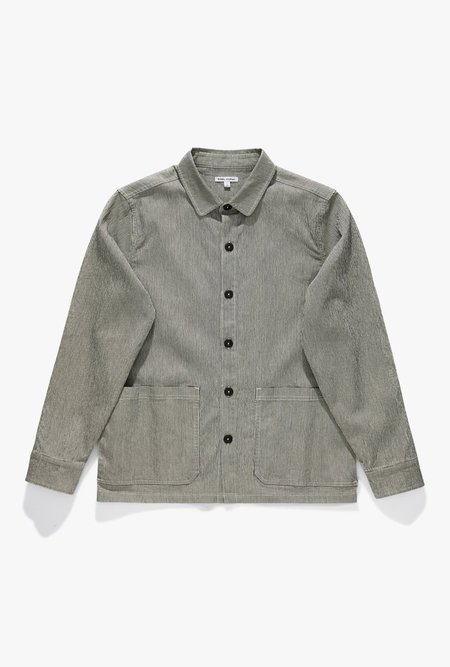 Banks Journal Formation L/S Shirt - Dirty Black