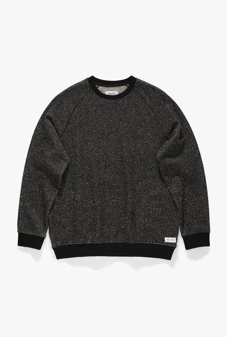 Banks Journal Foster Deluxe Fleece - Dirty Black