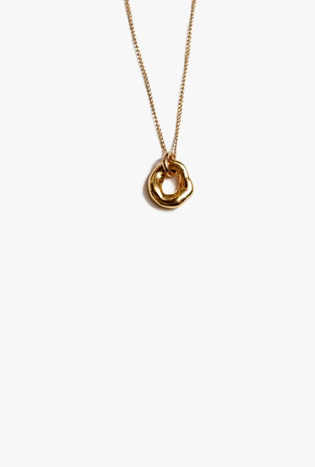 Wolf Circus Gigi Necklace - 14k gold-plated