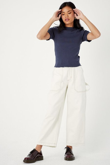 Back Beat Co. H*mp Utility Pant - Natural