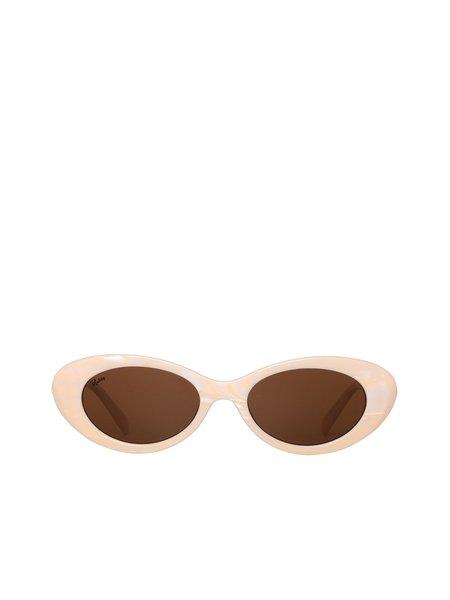 Reality Eyewear High Society Sunglasses - Beige