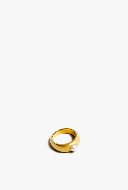 Wolf Circus Isla Ring - 14k gold plated