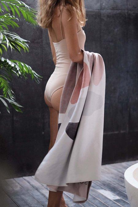 Sora Lady Towel - multi