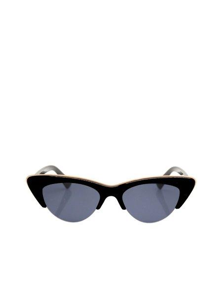 Reality Eyewear LOREN sunglasses - BLACK