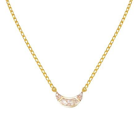 Shana Gulati Noorpur Pendant necklace - 18K gold