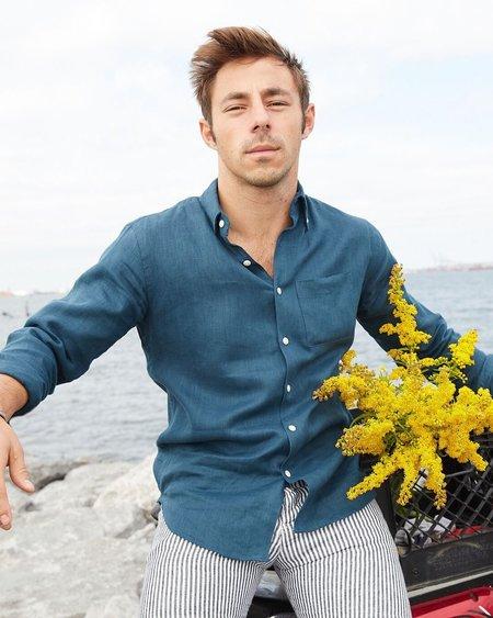 Alex Crane Playa Shirt - Dusk