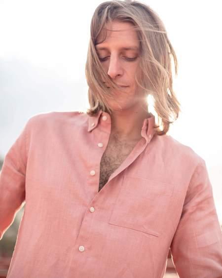 Alex Crane Playa Shirt - Watermelon