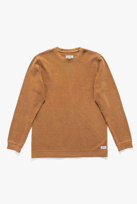 Banks Journal Preston Fleece - orange