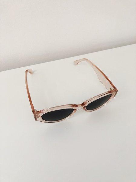 Reality Eyewear Strict Machine Sunglasses - Berry