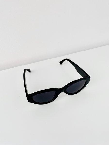Reality Eyewear Strict Machine Sunglasses - Jett Black