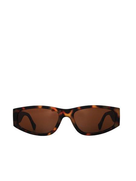 Reality Eyewear THE RUSH Sunglasses - MATTE TURTLE