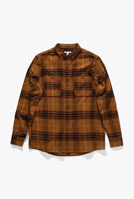 Banks Journal Vanish Long Sleeve Shirt - Beige