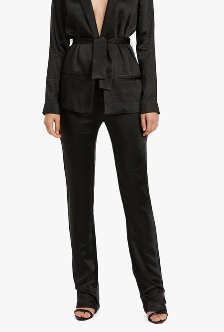 Third Form Wild Flowers Tailored Trouser - Black