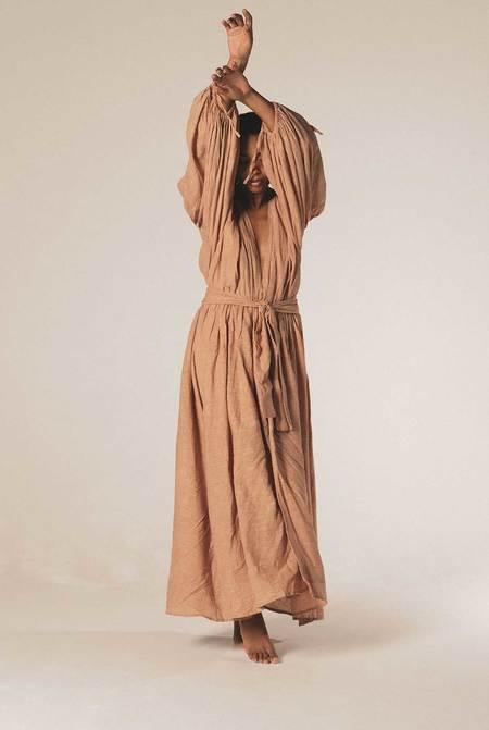 A PERFECT NOMAD BOHEMIA Dress - Sunset