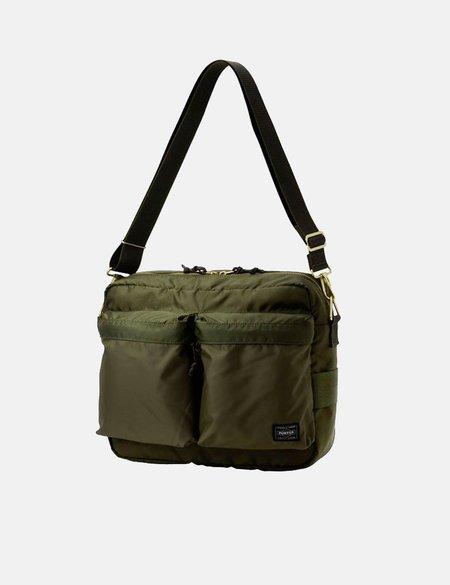 Porter Yoshida & Co Force Shoulder Bag - green