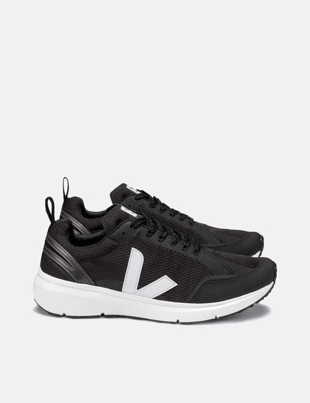 Veja Condor 2 Alveomesh Running Shoes - Black