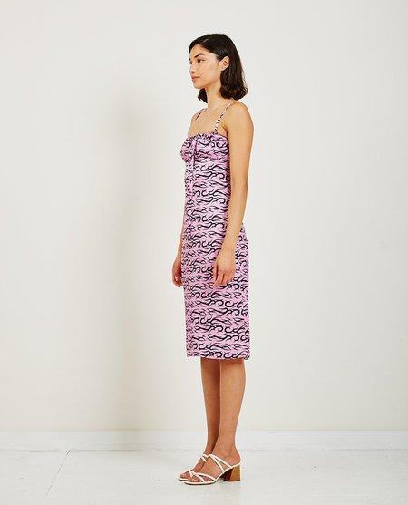 Ashley Williams Mary Dress - Pink