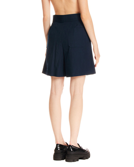 A.P.C. Diane Pleated Shorts - Navy