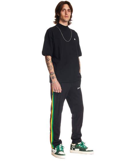 Ambush Chain Detail T-shirt - black