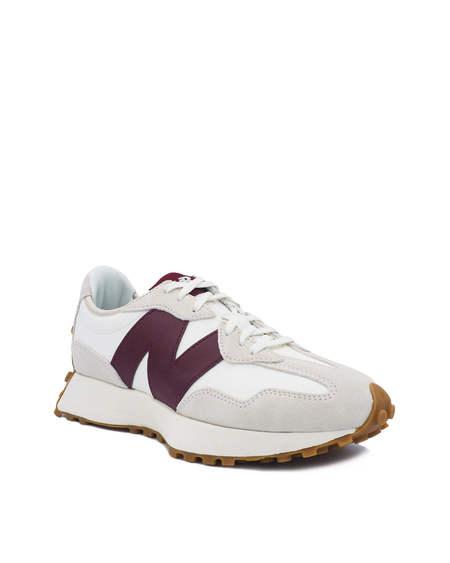 New Balance Shoe Model 327 sneakers - White