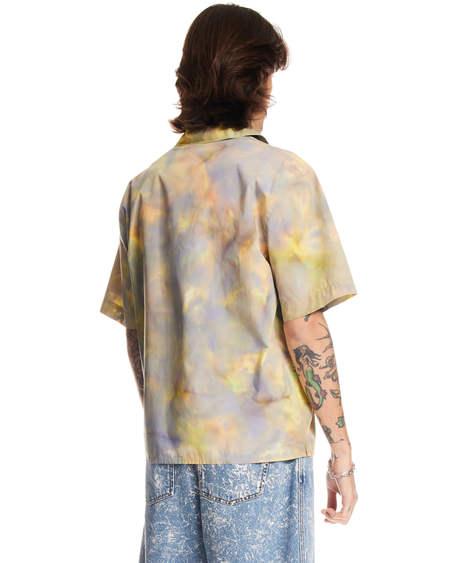 MSGM Tie Dye Pattern Shirt - Multicolor